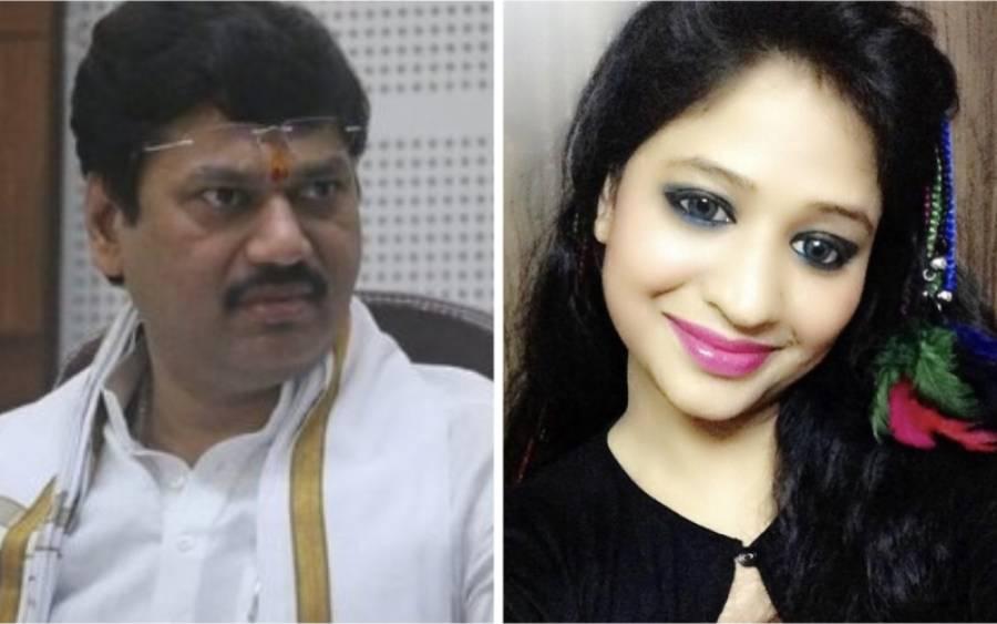 ' ریاستی وزیر نے انڈسٹری میں لانچ کرنے کے بہانے بنائے اور زیادتی کا نشانہ بناتے رہے' بھارتی گلو کارہ نے بھارت کے ریاستی وزیر پر الزام لگا دیا
