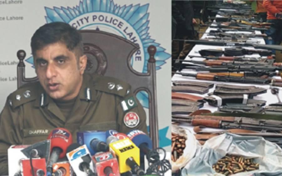سی سی پی او لاہور جرائم پیشہ افراد کے خلاف ان ایکشن،ایک ہی روز میں 97 اشتہاری ملزمان گرفتار