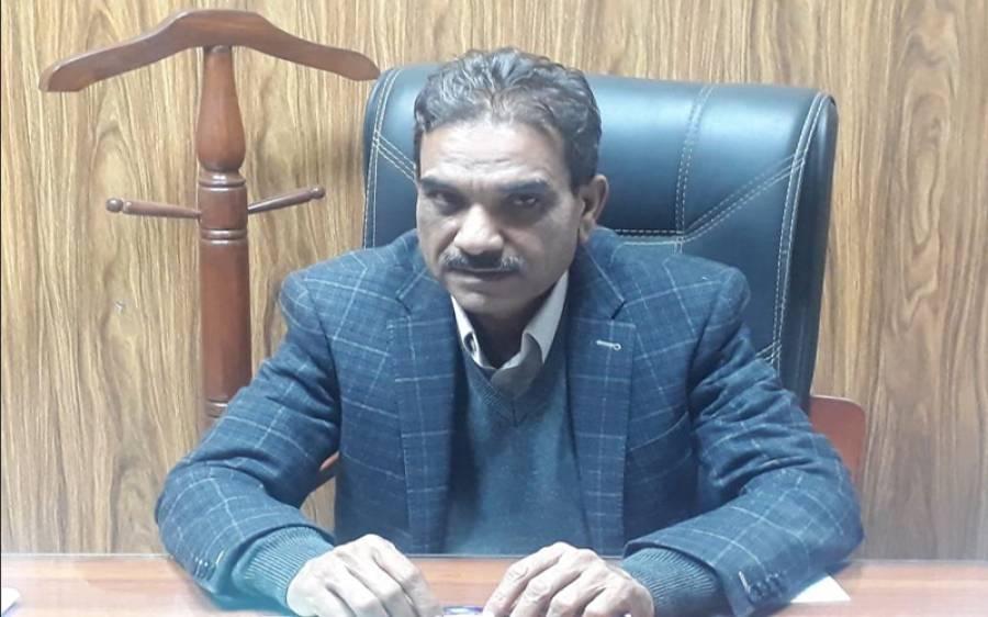 ڈاکٹر محمود اختر محکمہ لائیو سٹاک کے ڈی جی تعینات، چارج سنبھال لیا