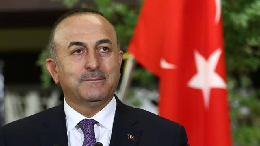 ترک قیادت اورعوام کےدلوں میں پاکستانیوں کاخاص مقام ہے: ترک وزیر خارجہ