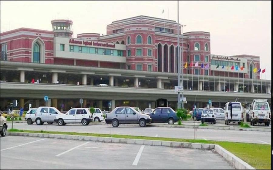 شدید دھند کے باعث لاہور آنے اور جانے والی ملکی و غیرملکی پروازیں متاثر