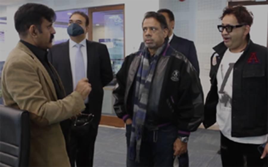 جہانگیر خان کو سیف سٹی اتھارٹی کا برینڈ ایمبسڈر مقرر کردیا گیا