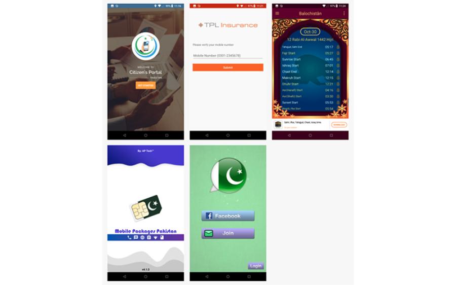 'پاکستان میں ان 5 موبائل ایپس کے ذریعے پاکستانیوں کی جاسوسی کی جارہی ہے' سائبر سکیورٹی ماہرین نے وارننگ جاری کردی