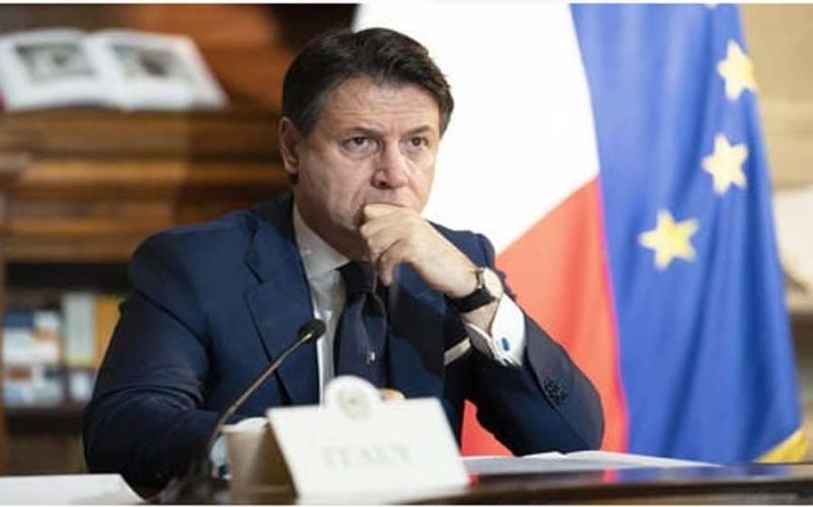 اٹلی کے وزیراعظم کا عہدہ خطر ے میں پڑ گیا