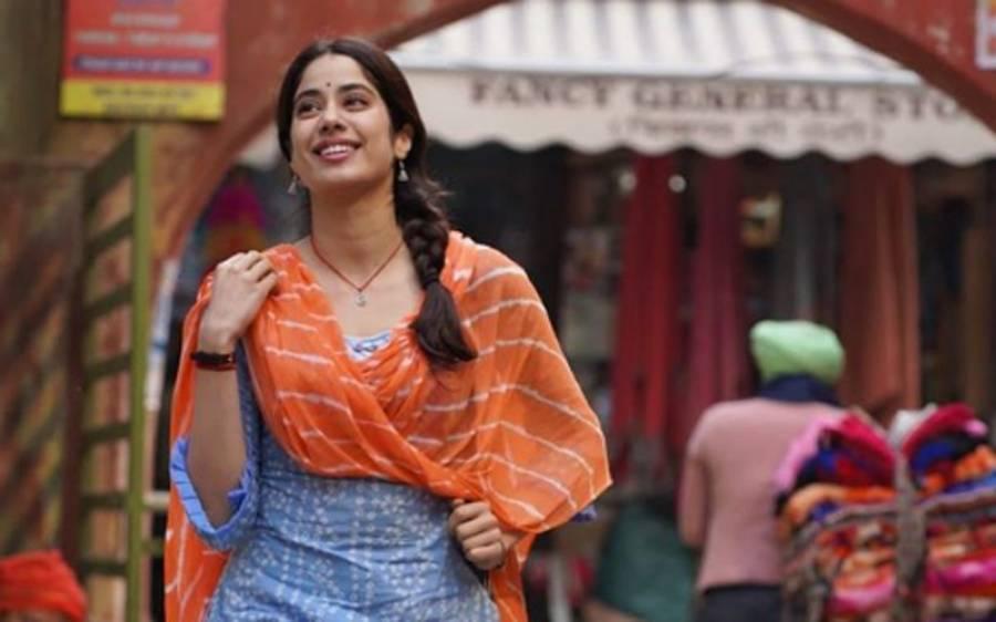 کسانوں نے سری دیوی کی بیٹی جھانوی کپور کی فلم کی شوٹنگ رکوادی لیکن مطالبہ کیا کیا؟ حیران کن خبرآگئی