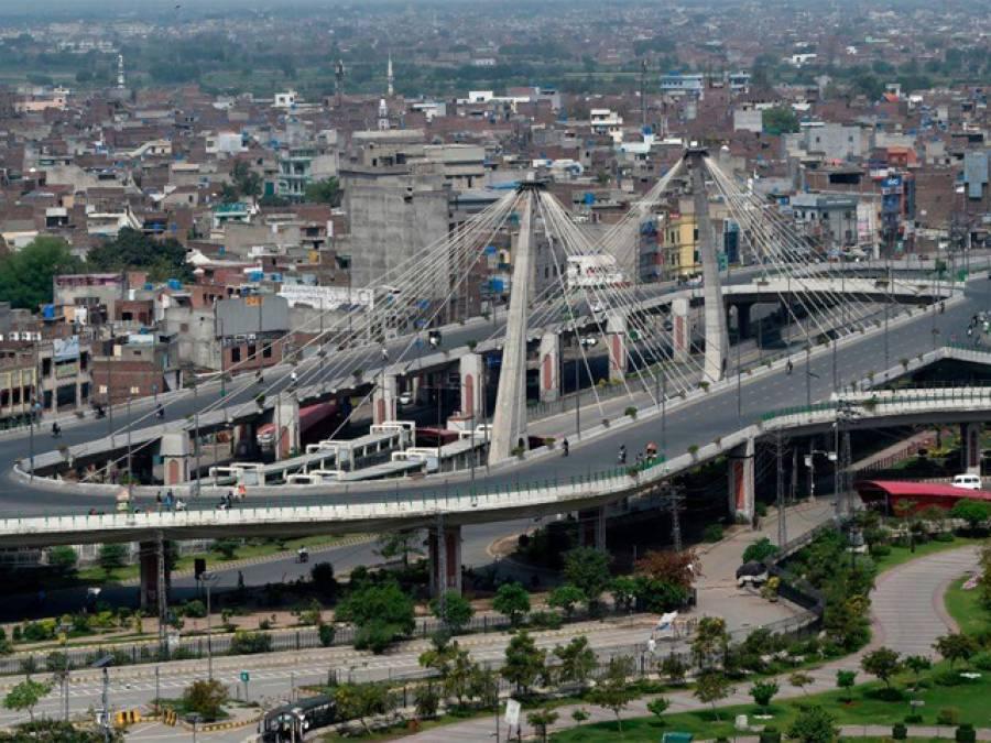 کورونا کے بڑھتے کیسز پر ضلعی انتظامیہ نے بڑا قدم اٹھا لیا ،لاہور کے 16 علاقوں میں سمارٹ لاک ڈاؤن کا فیصلہ