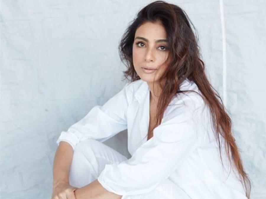 معروف بھارتی اداکارہ تبو کو بڑا جھٹکا لگ گیا