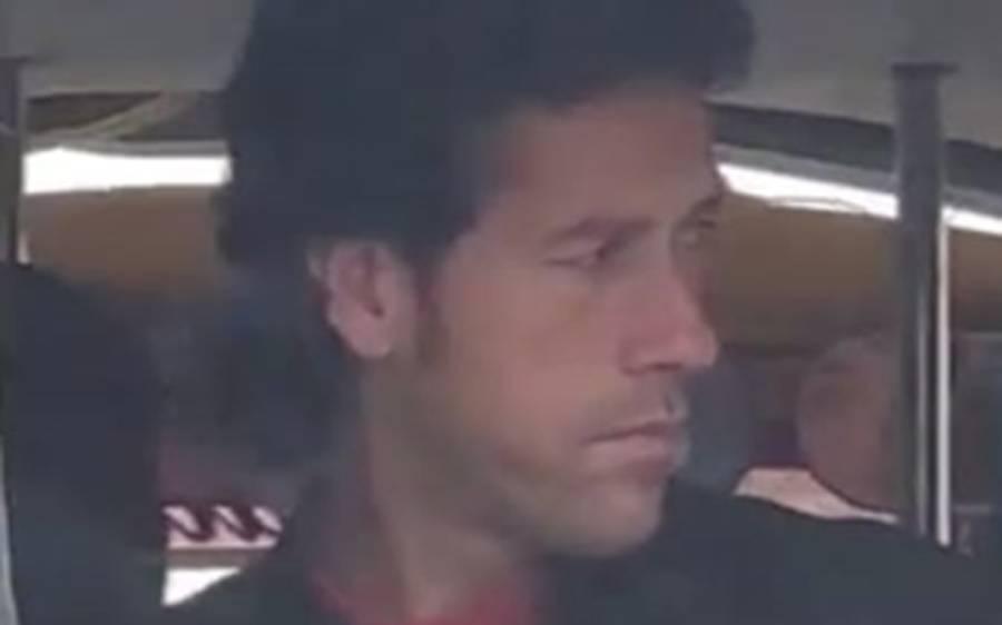 وزیراعظم عمران خان کے دور جوانی کا ہم شکل سامنے آگیا ، ویڈیو سوشل میڈیا پر وائرل