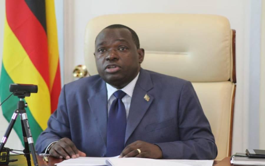 زمبابوے کے وزیر خارجہ کورونا کے باعث انتقال کرگئے