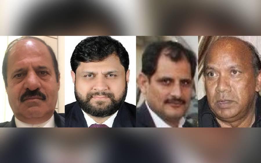 مسلم لیگ ن امارات کے عہدیداران میں تبدیلی