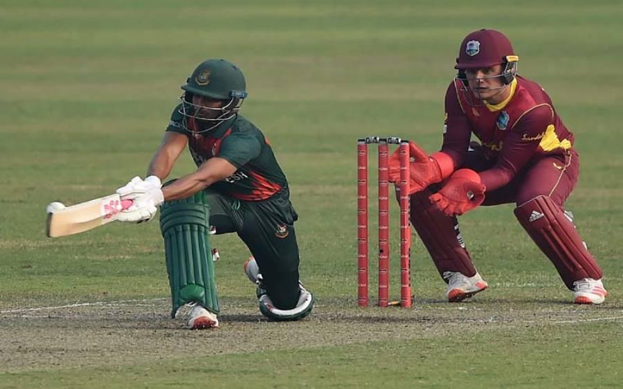بنگلہ دیش بمقابلہ ویسٹ انڈیز ،دوسرے ون ڈے میچ کا نتیجہ آگیا