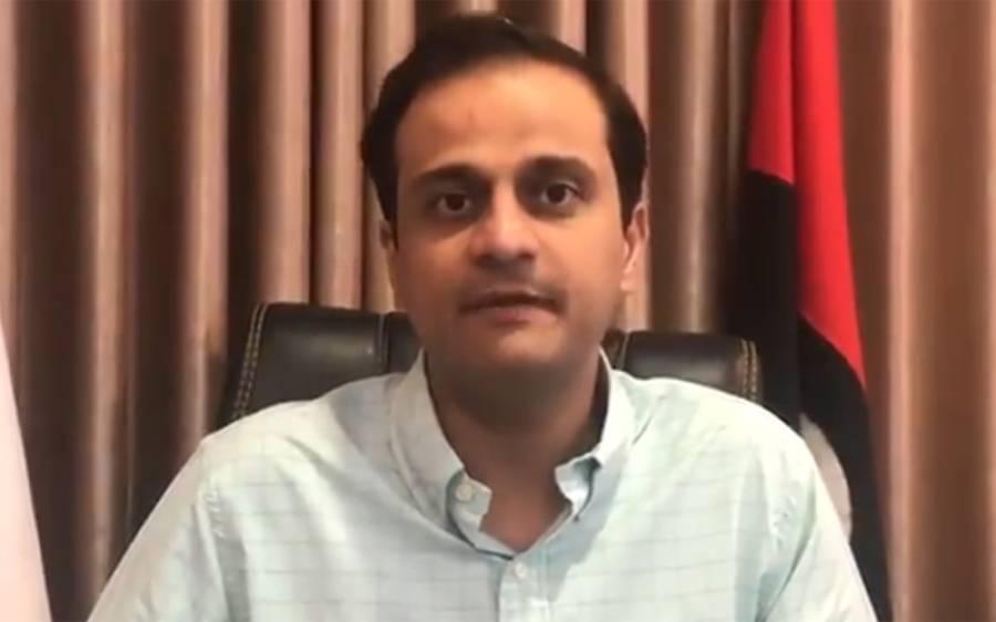 وزیراعلی سندھ کے خلاف نیب ریفرنس اور طلبی کی خبریں ، بیرسٹر مرتضی وہاب نے حیران کن انکشاف کردیا