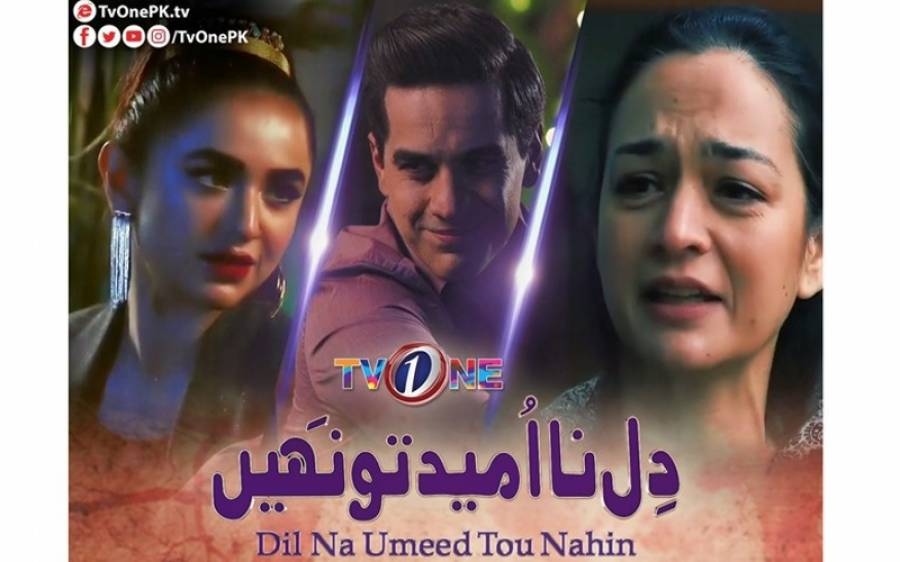 پاکستانی ڈرامے 'دل نا امید تو نہیں' نے دل جیت لئے، سوشل میڈیا پر ریکارڈ ساز مقبولیت