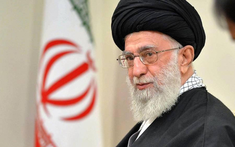 ٹرمپ کو قتل کی دھمکی دینے پر ایران کے سپریم لیڈر کا ٹویٹر اکاؤنٹ معطل