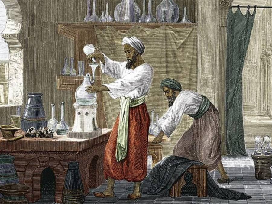 """سائنس اور اسلام کا دوران عروج """""""