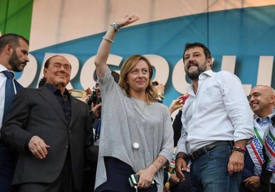 موجودہ پارلیمنٹ کے ساتھ کام کرنا ممکن نہیں، اٹلی کی حزب اختلاف نے صدر کو آگاہ کردیا