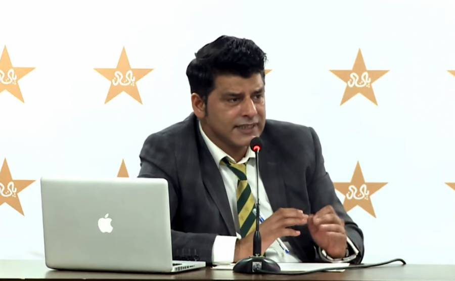 چیف سلیکٹر کراچی پہنچ گئے، پہلے ٹیسٹ میچ کیلئے 16 کھلاڑیوں کا اعلان کب متوقع ہے؟