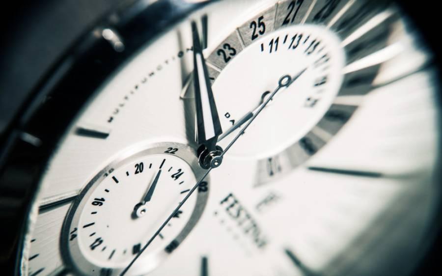 سائنسدانوں نے ایک منٹ کا دورانیہ 60 سیکنڈ سے کم کرنے کی خواہش ظاہر کردی