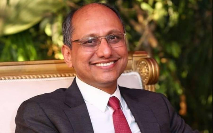 مراد علی شاہ اور وفاقی وزیر علی زیدی کا تنازعہ ، سعید غنی نے اصل حقیقت سامنے لاتے ہوئے وزیراعظم سے بڑا مطالبہ کردیا