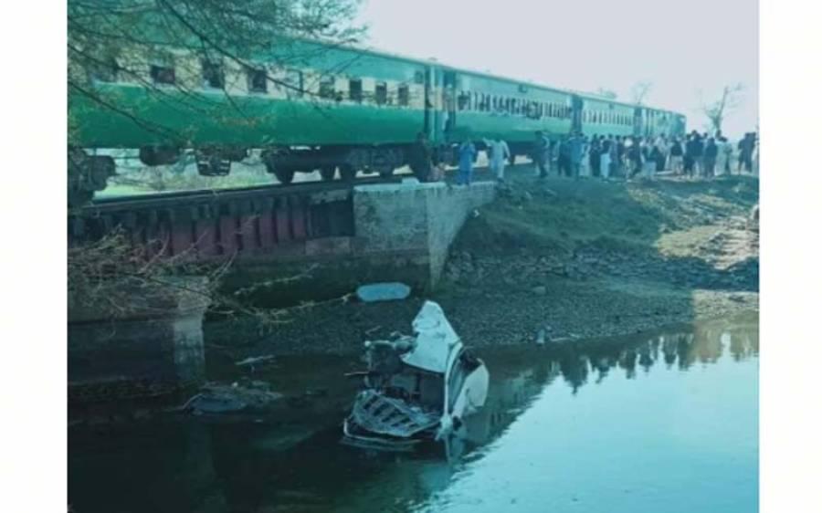 سپین پلٹ نوجوان عامر اور اسکا ساتھی ٹرین حادثہ میں جاں بحق