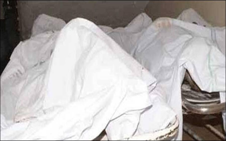 راولپنڈی میں فائرنگ کرکے باپ بیٹے کو موت کے گھاٹ اتار دیا گیا