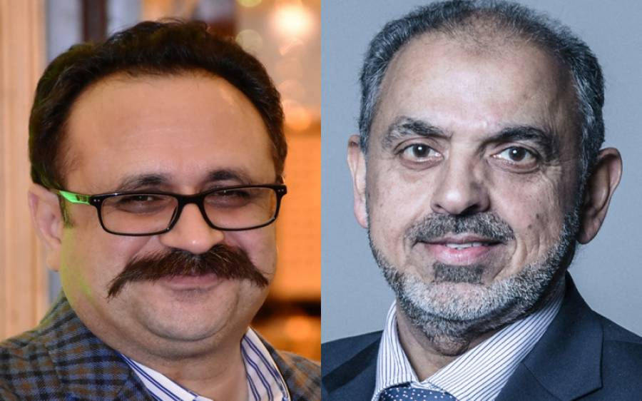 سردار تنویر الیاس اور لارڈ نذیر کا مسئلہ کشمیر جوبائیڈن انتظامیہ کے سامنے اٹھانے کا فیصلہ