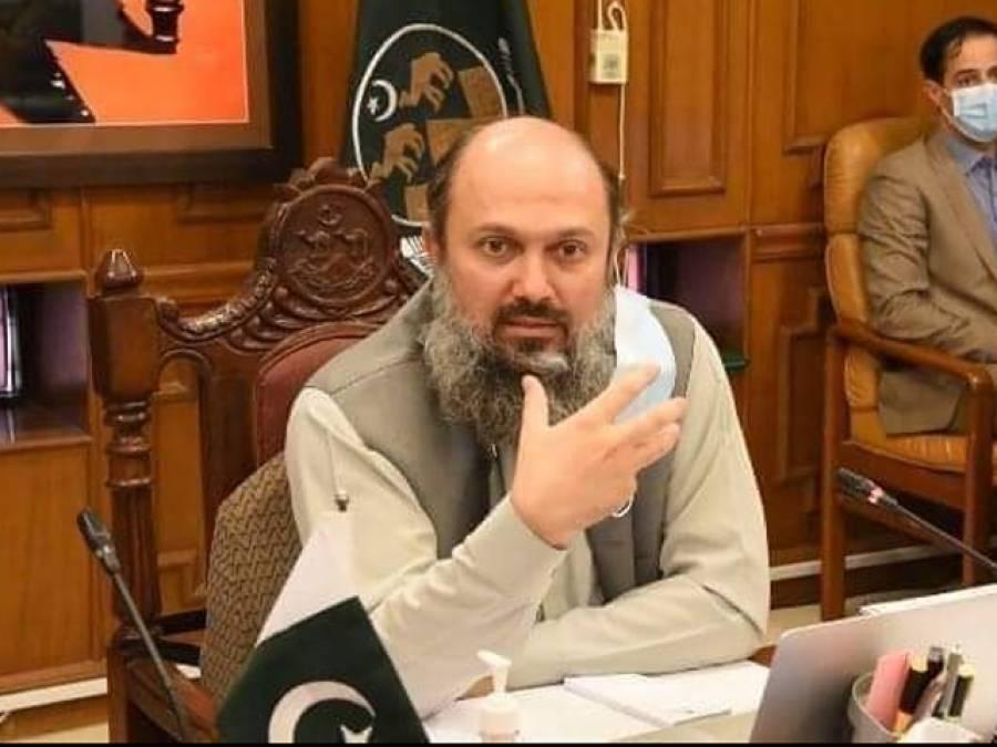 چیزوں کو ایک دن میں نہیں بدلا جاسکتا، وزیراعلیٰ بلوچستان نے مسائل سے نکلنے کی نشاندہی کردی