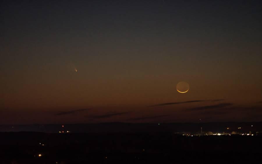آئندہ جمعر ات چاند بیت اللہ کے عین اوپر ہو گا،پاکستان میں یہ منظر کتنے بجے دیکھا جا سکے گا؟