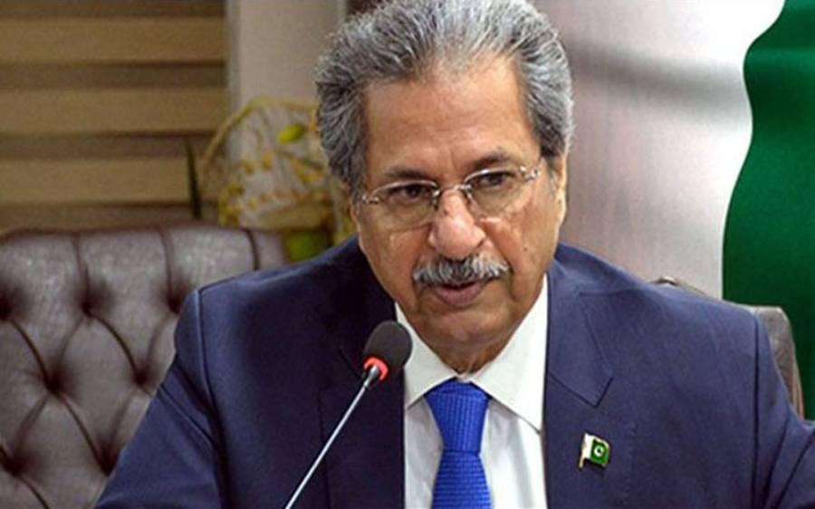 گرمیوں کی چھٹیاں، شفقت محمود نے بڑا اعلان کردیا