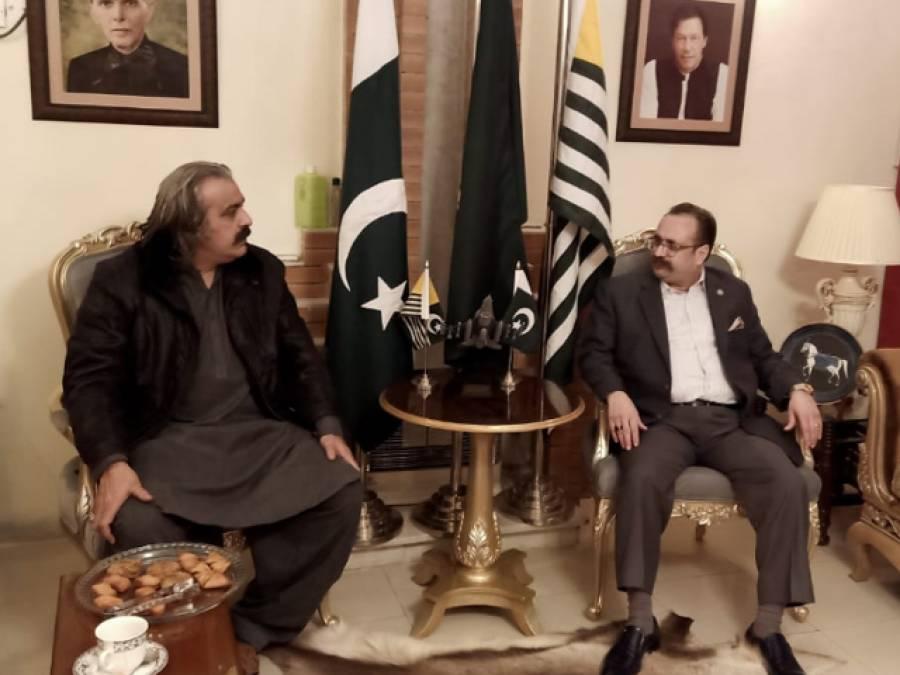 آزاد کشمیر انتخابات ، پاکستان تحریک انصاف کن افراد کو پارٹی ٹکٹ دے گی ؟علی امین گنڈا پور نے کشمیریوں کے دل جیت لئے