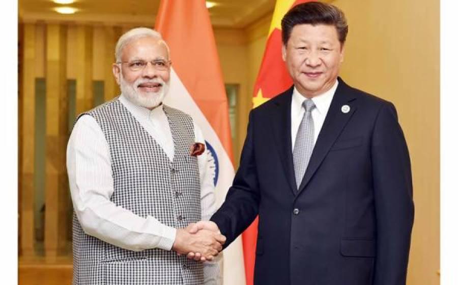 کشیدگی میں کمی کے لیے بھارتی اور چینی افواج پھر سر جوڑ کر بیٹھ گئیں
