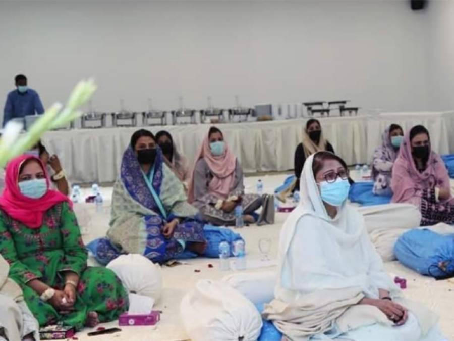 بختاور بھٹو کی شادی تقریب کا محفل میلاد النبی ﷺ سے آغاز
