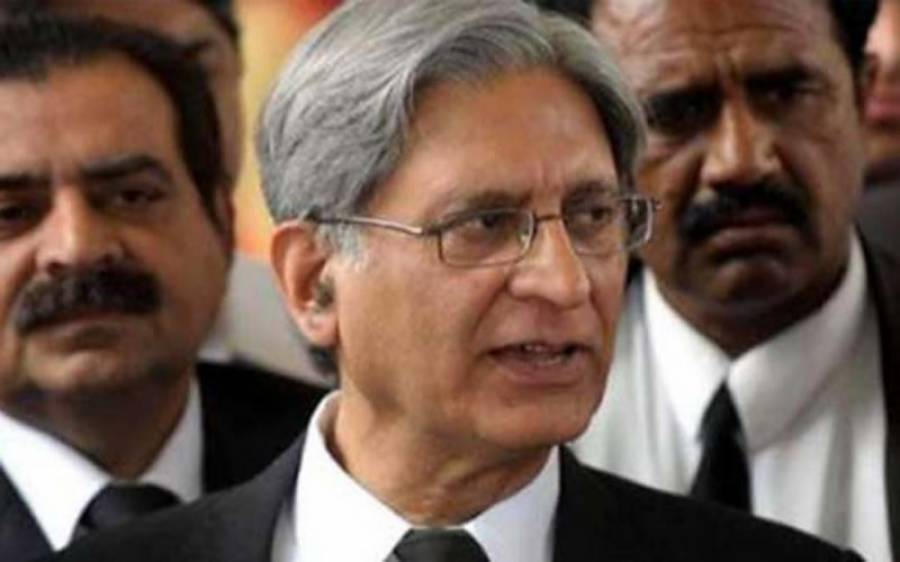 اعتزازاحسن نے حکومت کو گھر بھیجنے کا فارمولا پیش کر دیا