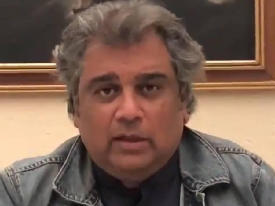 بسم اللہ کریں آج ہی میری ویڈیو وائرل کر دیں،علی زیدی کا سندھ حکومت کو چیلنج