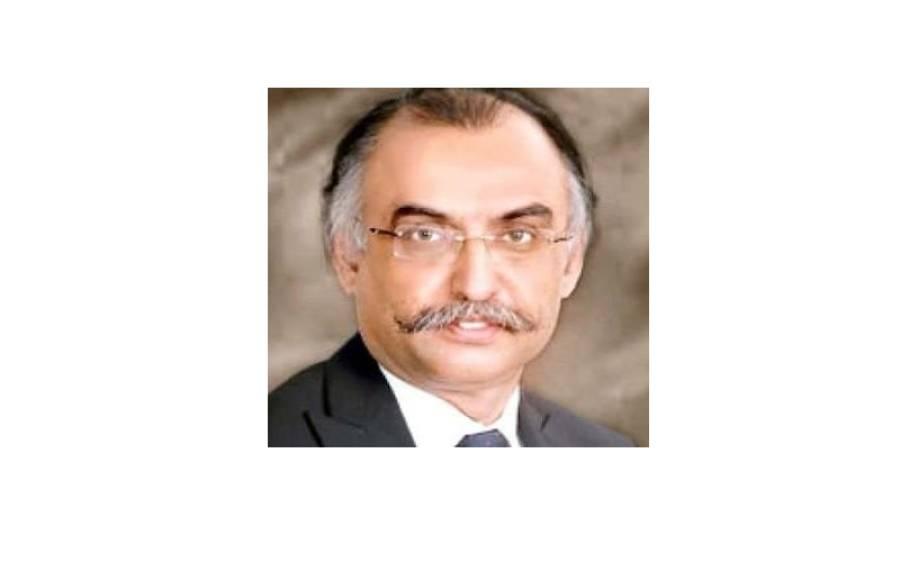 5 ہزار کا نوٹ ختم کرنے کی مخالفت کرنے والے پاکستان کے مفاد میں بات نہیں کررہے،شبرزیدی