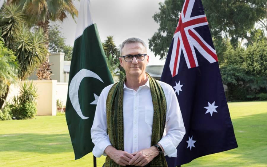 یوم آسٹریلیا پر آسٹریلوی ہائی کمشنر کا پاکستانیوں کے نام اہم پیغام