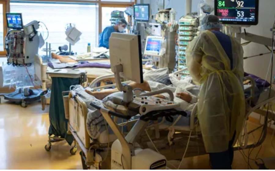 آسٹریا میں چوبیس گھنٹوں کے دوران کورونا وائرس سے 33افراد جاں بحق