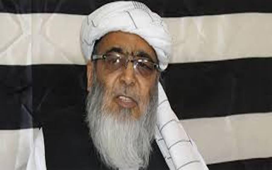 حافظ حسین احمد نے پارٹی سے نکالے جانے کی وجہ بتادی