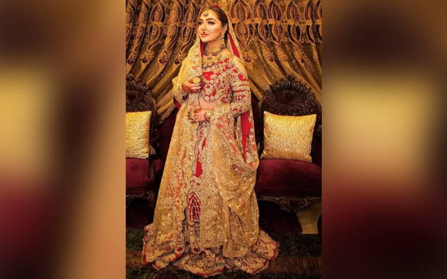 اداکارہ نتاشا علی کی شادی ، دولہا کون ہے؟ کئی ماہ بعد تصاویر وائرل