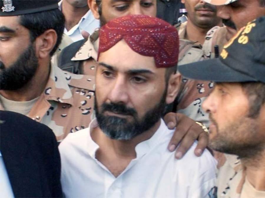 سیشن کورٹ کراچی نے عزیر بلوچ کو دو قتل کے مقدمات میں بری کر دیا