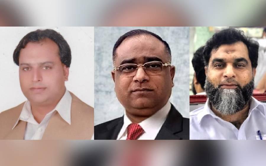 ملک شہزاد، ملک خادم اور ملک فیاض کی والدہ کے انتقال پر اظہار تعزیت