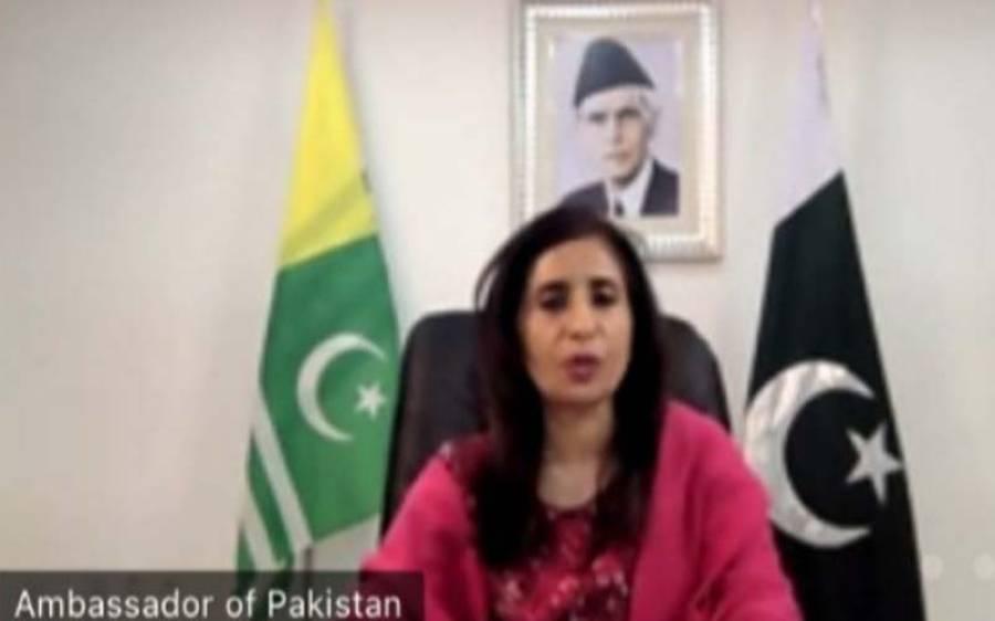 پاکستان ایمبیسی کوریا کا کشمیریوں کے ساتھ اظہار یکجہتی