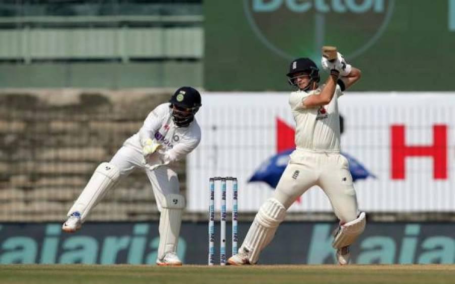 انڈیا بمقابلہ انگلینڈ،پہلے ٹیسٹ کے دوسرے دن کا کھیل ختم،انگلش ٹیم کو واضح برتری حاصل