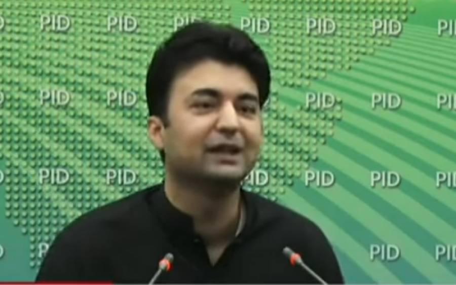 وفاقی وزیر مراد سعید نے اپوزیشن کی دونوں بڑی جماعتوں پر سنگین الزام عائد کردیا