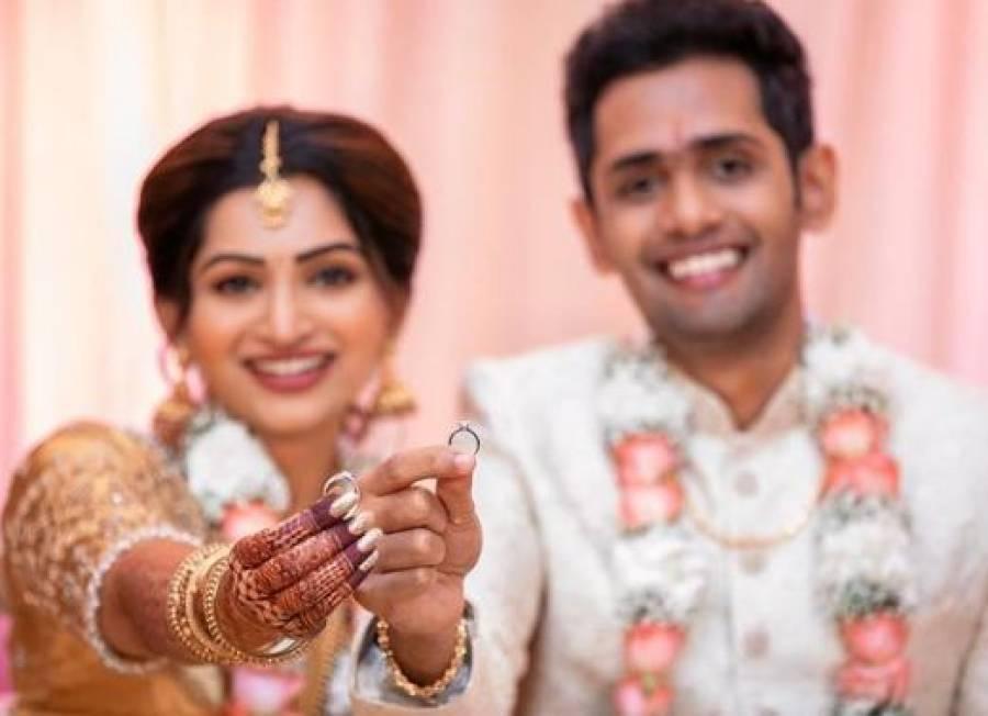 بھارت کی ایک اور اداکارہ نے منگنی کرلی، ساری پریم کہانی بھی سنادی