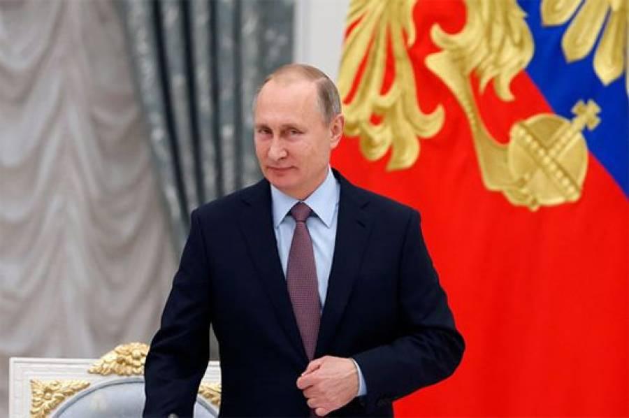 روسی صدر ولادی میر پیوٹن کی مبینہ بیٹی کی تصاویر وائرل، برطانوی میڈیا نے تہلکہ خیز دعویٰ کردیا