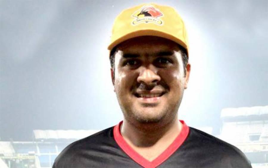 شرجیل خان قومی ٹیم میں دوبارہ واپسی کے لیے پر عزم