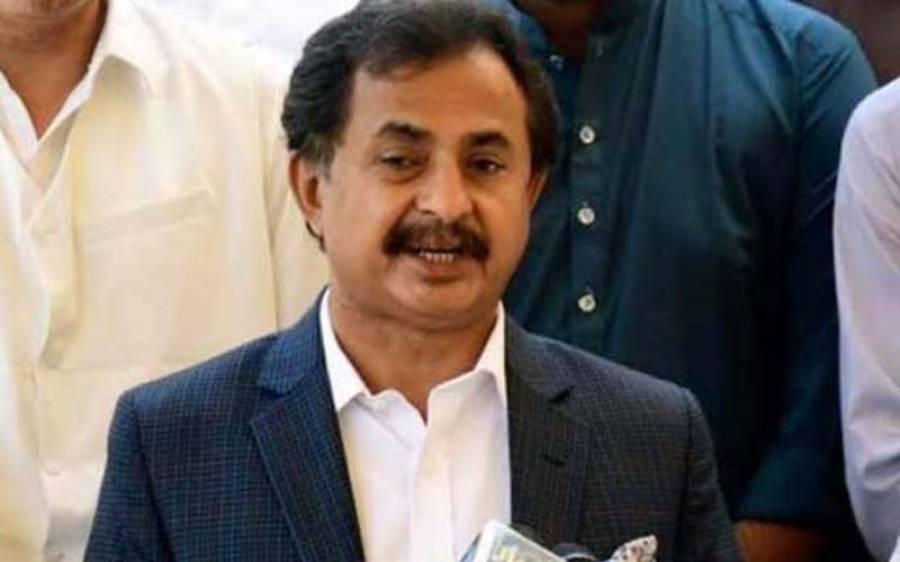 """""""عظیم عادل شیخ میرے بڑے بھائی ہیں اور ۔۔""""سندھ حکومت کی جانب سے فارم ہاﺅسز مسمار کیے جانے پر پی ٹی آئی رہنما حلیم عادل شیخ پھر بول پڑے"""