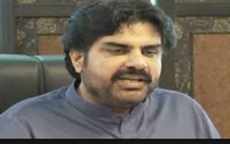 گل صاحب !جواب دیں فصل کٹتے ہی پنجاب سے گندم کیسے غائب ہوئی ؟ ،ناصر شاہ کا معاون خصوصی کے بیان پر ردعمل