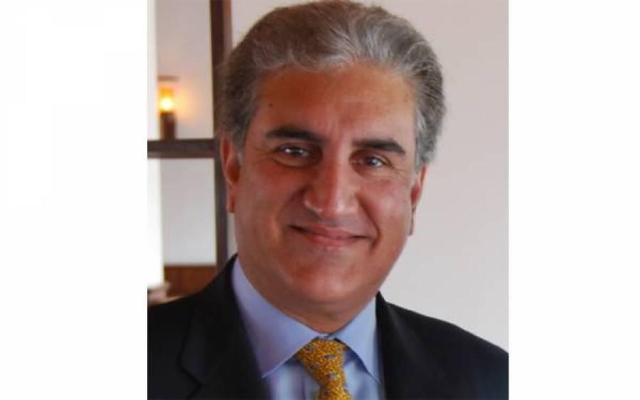سینیٹ الیکشن میں ووٹوں کی خرید و فروخت بند ہونی چاہئے،شاہ محمود قریشی